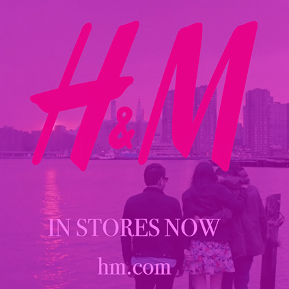 H&M / BROOKLYN
